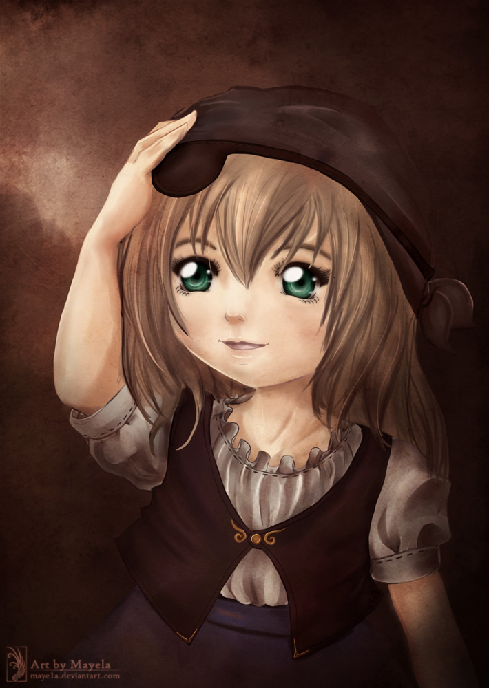 Little Pirate by Maye1a