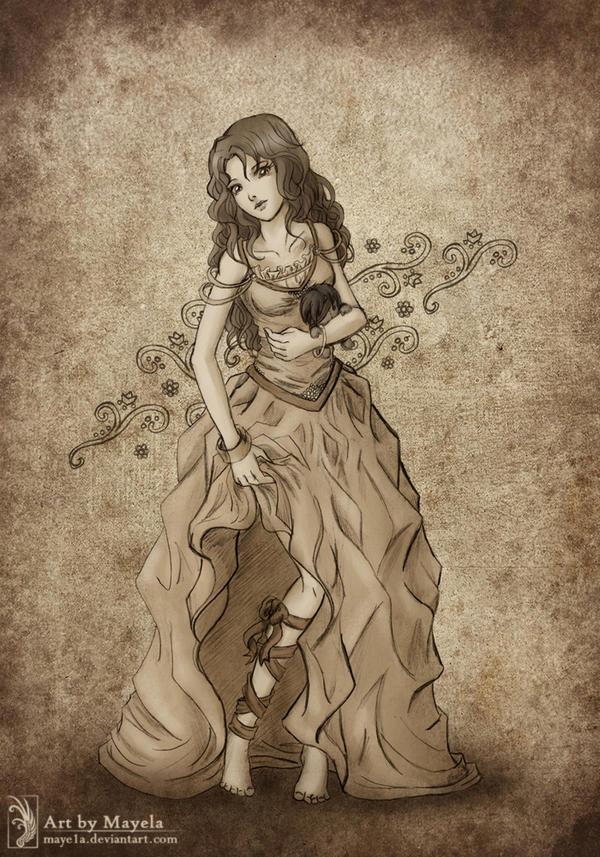 Commission: Fanaa by Maye1a