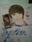 Justin Beiber by AnimeCat19