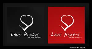 Love Hearts by hidlen