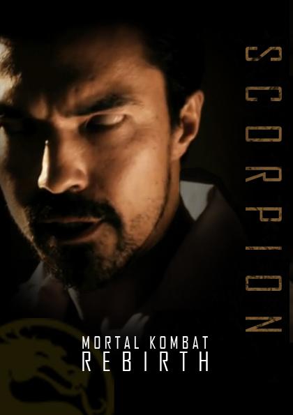 Mortal Kombat Rebirth Scorpion by Kirwin85