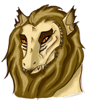 Maned Dragon Adopt CLOSED: