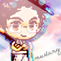 { Gift ~ Maplestory Icon } - Mustang by CrossxPuppy