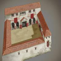 Roman Barracks (comission Northmyth.com)