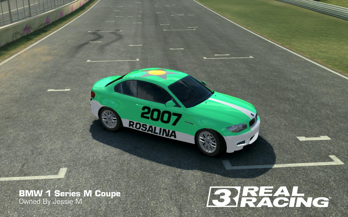 Real Racing 3 Mods Rosalina By Metarosalinameister On