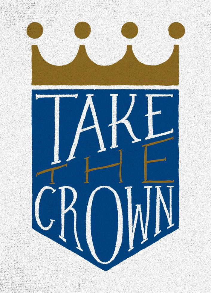 Royals / Take The Crown by ciR-e