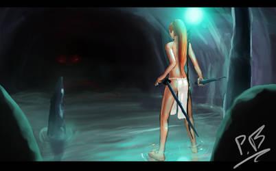 Blue Cavern