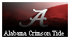 Alabama SEC Football Stamp by AkitaMutt