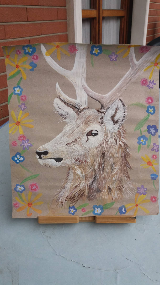 Stag - First try