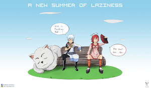 A new summer of laziness by Xykun