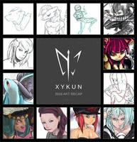 Happy New Year !! by Xykun