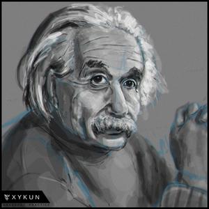 [HEADSHOT] 002 - Einstein