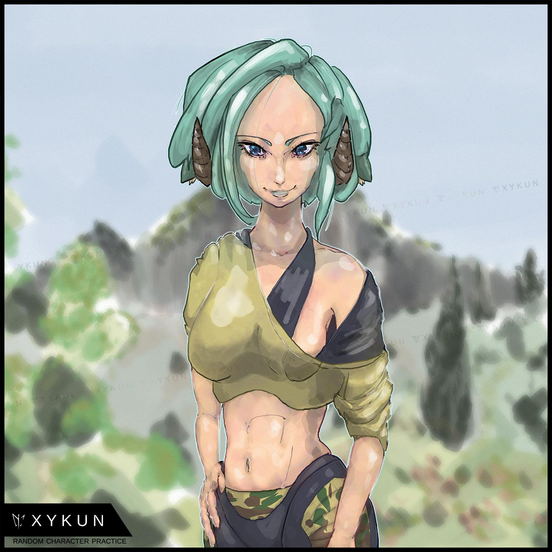 [RCD] 11 - Yucel by Xykun