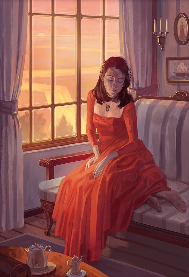 Window to the past by Naviruto