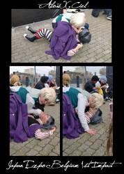 Alois and Ciel Yaoi Scene