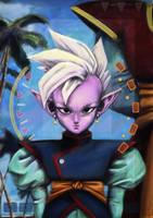 DBZ: Supreme Kai by cogdis
