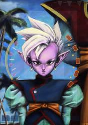 DBZ: Supreme Kai
