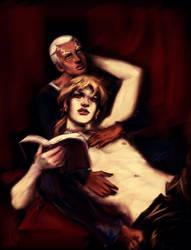 JJBA: Dio and Pucci for OuroborosRagnarok