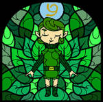 Saria Sage of the forest