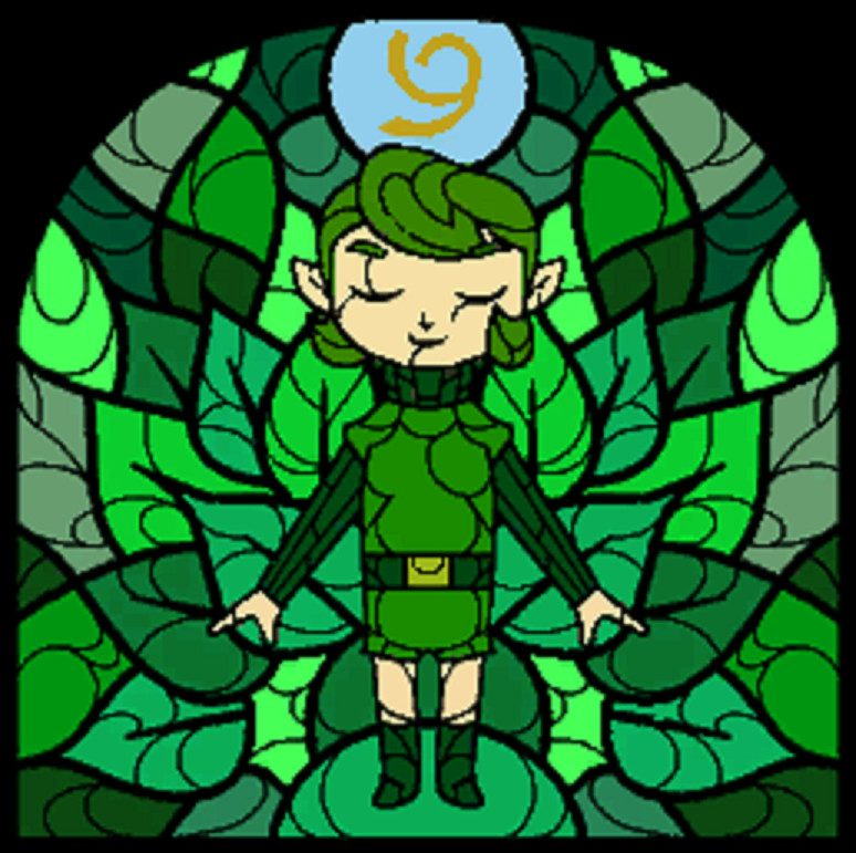 Saria Sage of the forest by themanfromhyrule