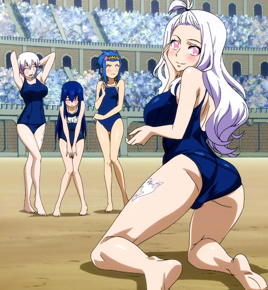 Fairy Tail Bikini Contest