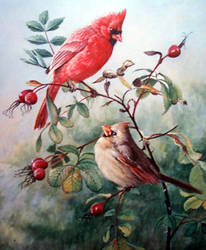 fall cardinals by traits