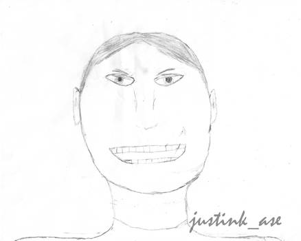 Human #2 (Sketch)