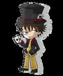Mad Hatter Kaito Chibi