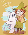 Moomim and Snufkin