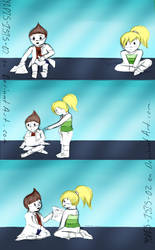 Only you and I      JimmyxCindy by YOPIS-ISIS-02