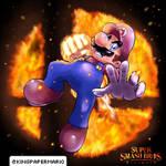 Super Smash Bros. Ultimate Mario