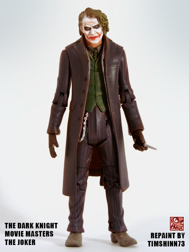 Dark Knight Joker Repaint by timshinn73
