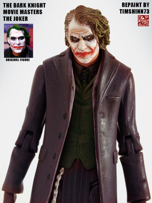 Dark Knight Joker Repaint 2 by timshinn73