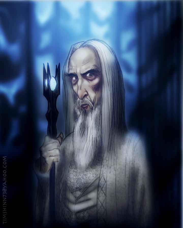 Saruman Final by timshinn73