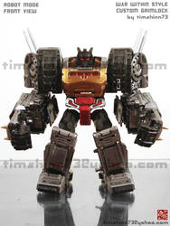War Within Grimlock Custom by timshinn73