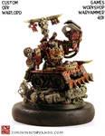 Warhammer 40k Ork Warlord