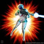G.I. Joe Cobra Shock Trooper