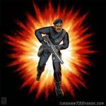 G.I. Joe Borovia Stalker by timshinn73