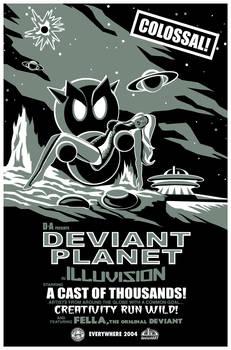 Deviant Planet