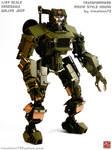 Transformers Movie Style Hound