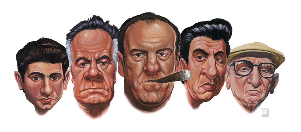 sopranos by timshinn73 on deviantart
