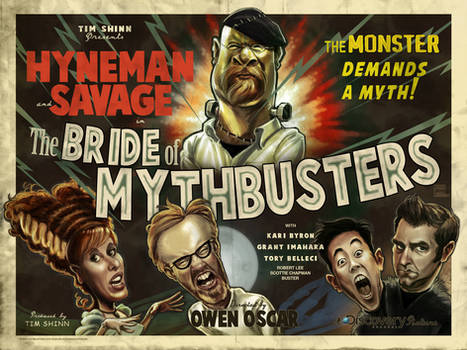 Bride Of Mythbusters