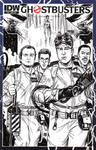 Ghostbusters Sketch Cover