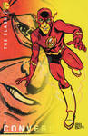The Flash Sketch Cover