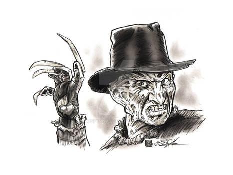 Freddy Krueger Commission