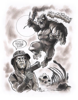 King Kong Commission