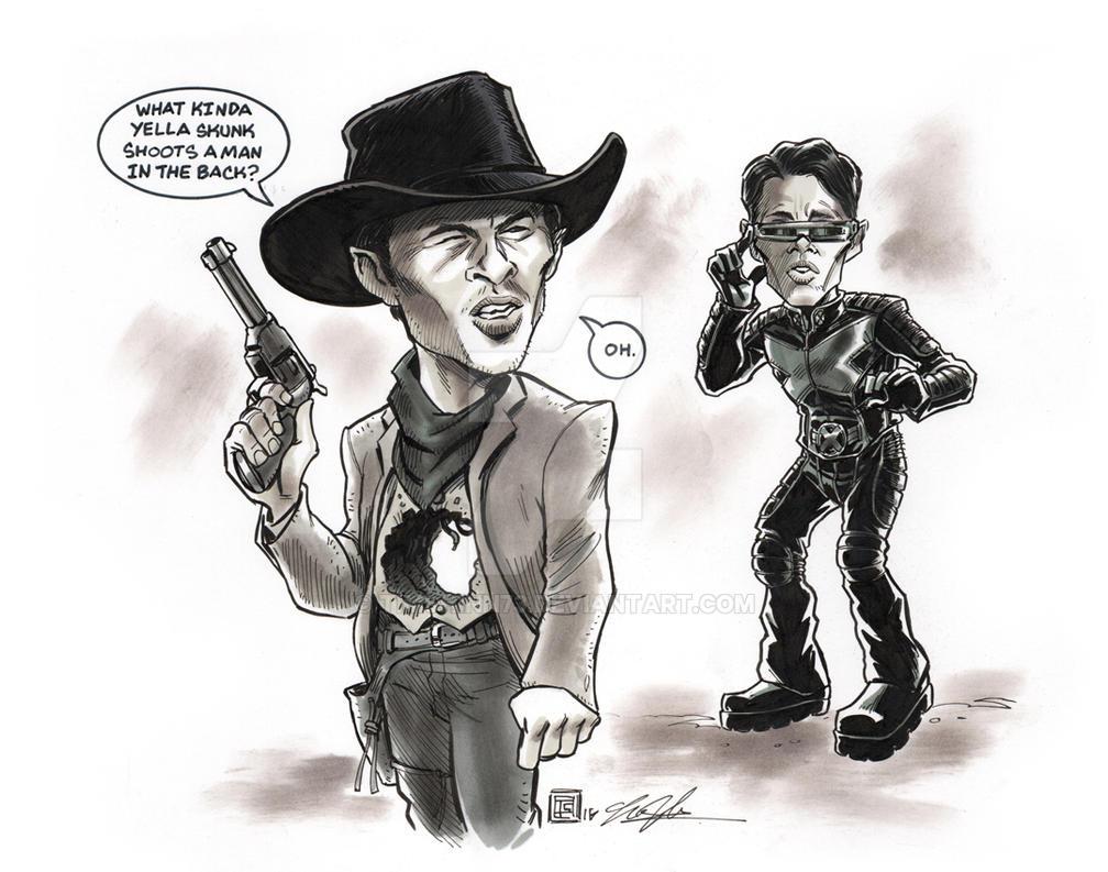 Westworld James Marsden Commission by timshinn73