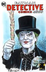 Joker Sketch Cover