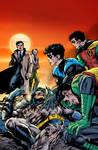Batman Vs Ra's Al Ghul 1 Cover