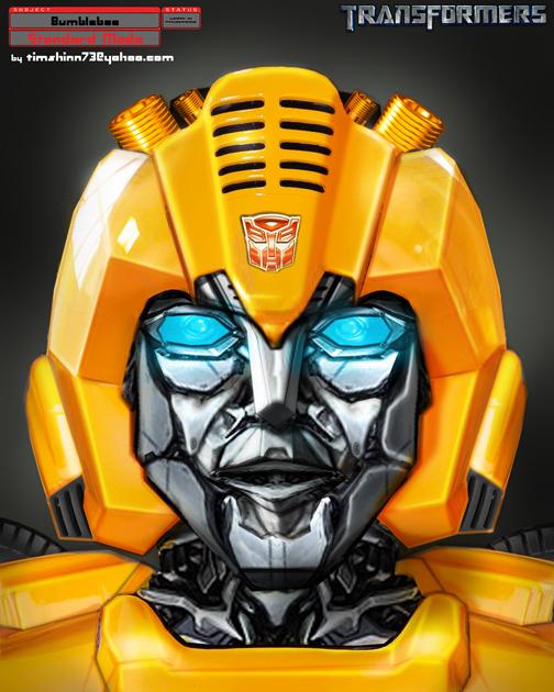 Movie Bumblebee Standard Mode by timshinn73